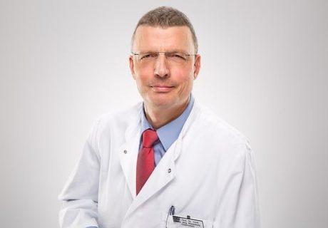 Privatdozent Dr. med. Hans Jörg Stürenburg