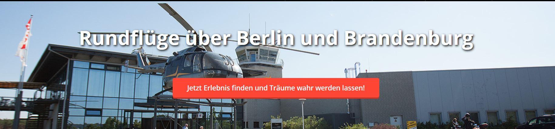 Rundflug über Berlin